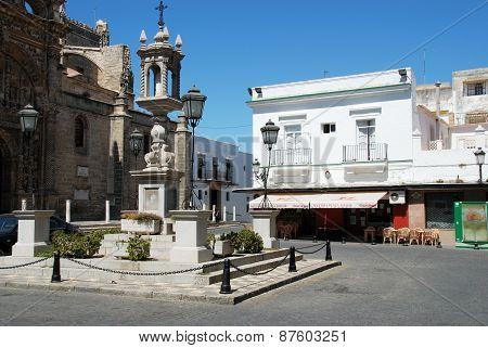 Town square, El Puerto de Santa Maria.