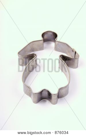 Pastry Cutter - Woman Shape