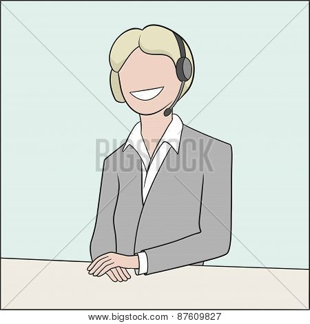 callcenter operator