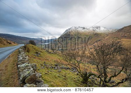 Snowdonia Mountain and Valley