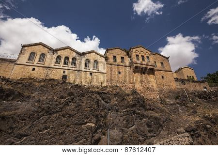 Historical Greek Houses In Guzelyurt, Aksaray