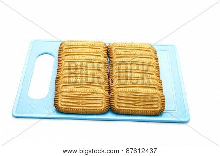 Fresh Baked Butter Biscuits