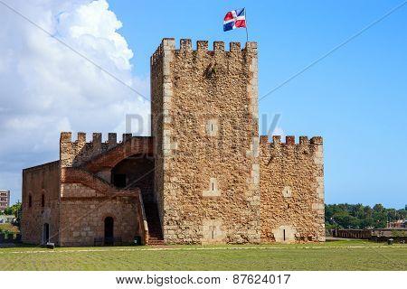 Fortaleza Ozama Fortress, Santo Domingo