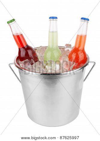 Bottles In Bucke