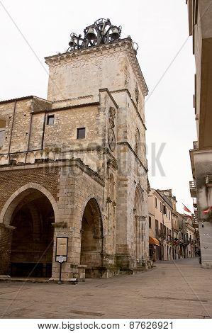 Church Of Holy Maria Major