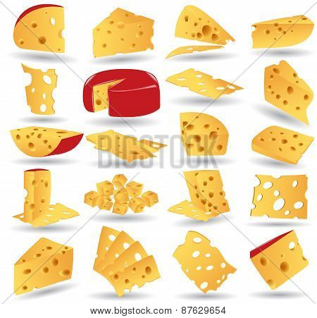 Cheese Icon Collection