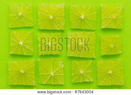 Array Of Lime