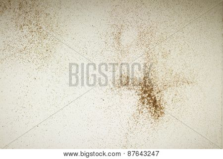 Dust Background