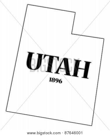 Utah State And Date
