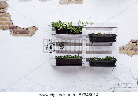 Pallet Ideas For Gardening