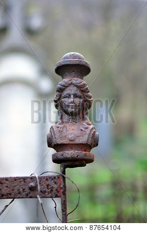 Cemetery Decoration