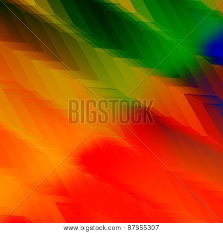 Colorful rainbow colors background. Artistic stylish design. Abstract color pattern. Illustration.