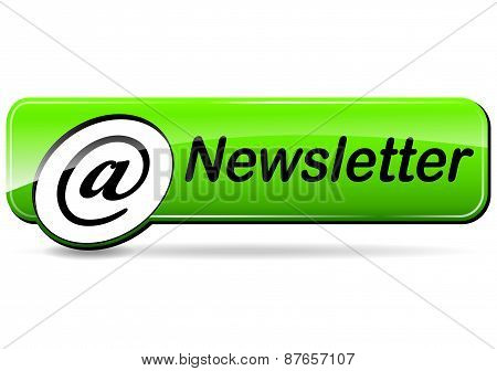 Newsletter Green Button