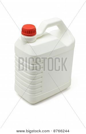 Plastic Lubrication Oil Container