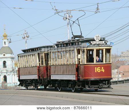 Vintage Tram.