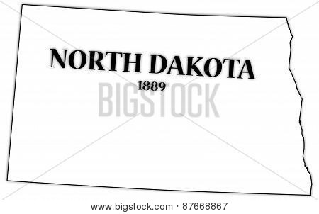 North Dakota State And Date