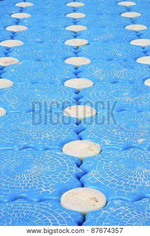 Asia  Kho Phangan Pier Lomprayah  Bay Isle White  Beach   Abstract