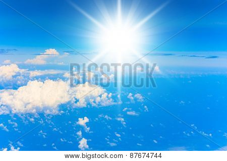 Heaven Wallpaper Summer Sun