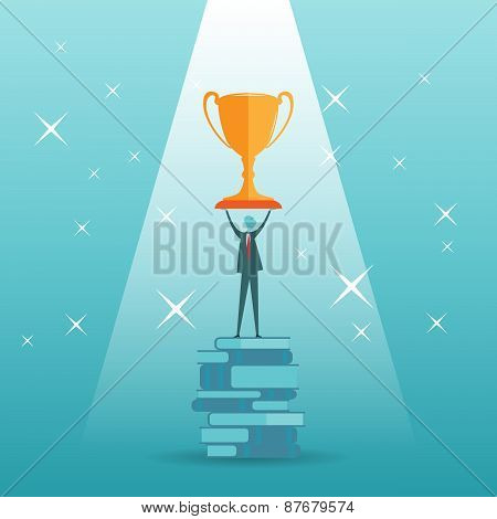 Trophy Of Knowledge