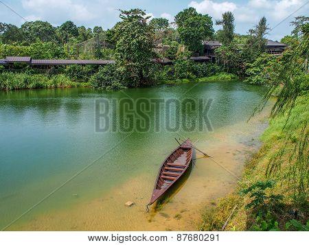 Bali view river