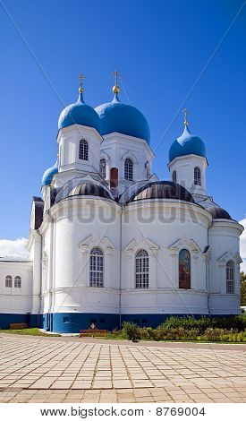 Temple In Bogolyubovo