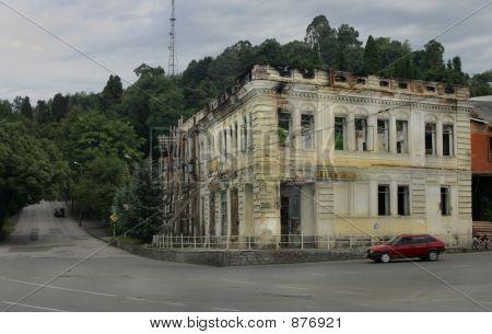 Center Of Sukhum