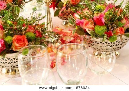 Glass Arrangement