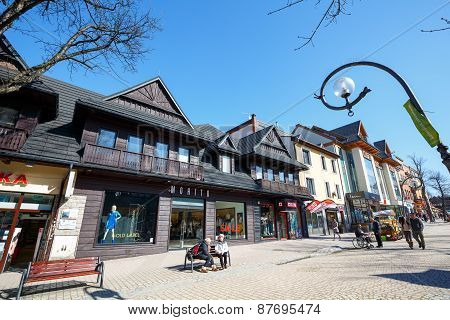 Commercial Premises In Downtown Of Zakopane