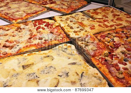 Pizzeria In Italy