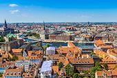 image of copenhagen  - Copenhagen City Denmark Scandinavia - JPG