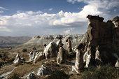 picture of chimney rock  - Cappadocia  - JPG