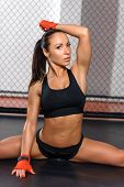 picture of boxing ring  - Keep fit - JPG