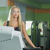 picture of treadmill  - Gym - JPG