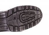 picture of soles  - Black shoe sole - JPG