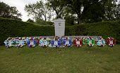 stock photo of arlington cemetery  - WASHINGTON D - JPG