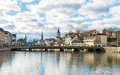 picture of zurich  - Zurich in Switzerland - JPG