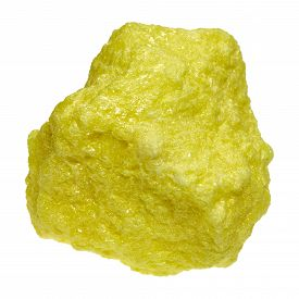 stock photo of periodic table elements  - The chemical element sulfur is in the periodic system in the sixth main group and has the period number 16th - JPG