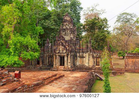 The Royal Palace, Ankgor Wat, Cambodia
