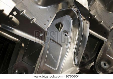 Automotive Industry - Spare Parts