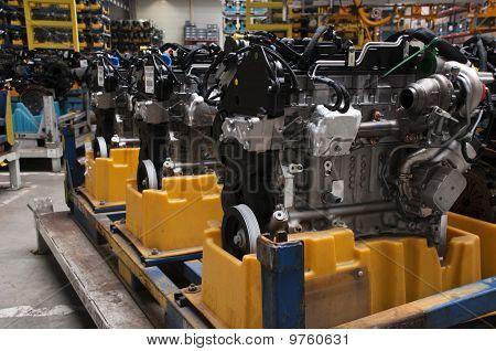 Automotive Industry - Engines