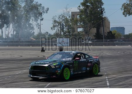 Monster Energy Ford Mustang Rtr