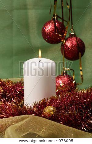 Christmas Stil Life Decoration