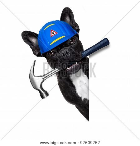 Handyman  Wrench  Dog