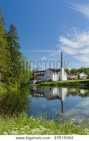 Palmse Distillery, Estonia