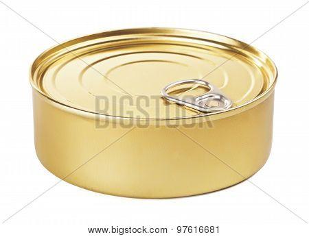 Tincan With Key