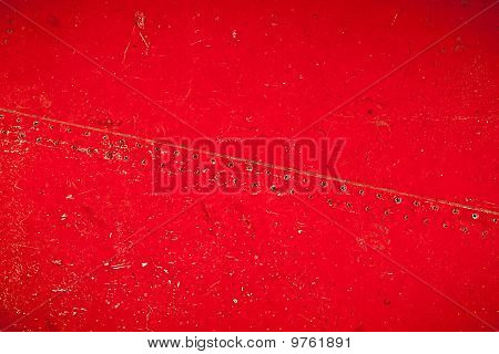 Red Rivet Background