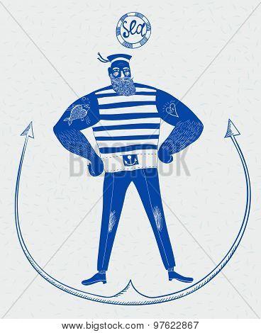 Mighty Seaman