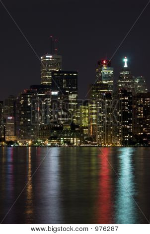 Toronto Night View