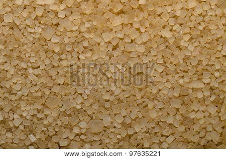 Close-up Of Cane Sugar