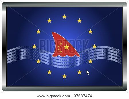 China Spying In Europe